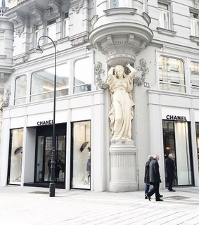 chanel shop, chanel and whiteaddicted