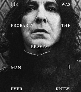 always, severus snape and sad