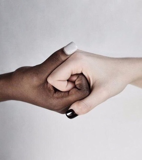couple, interracial and lesbian