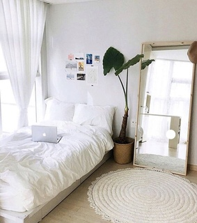 room, whiteroom and roomtour