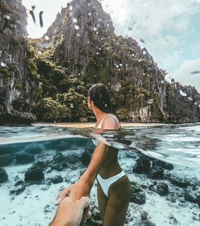 beach, water and travel