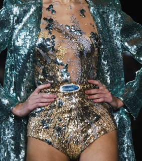 runway, couture and details