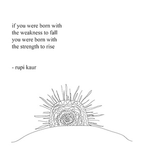 quotes, rupi and poem