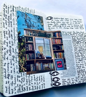 writing books, moleskine journals and journal ideas