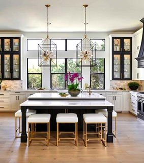transitional kitchen, kitchen design and transitional