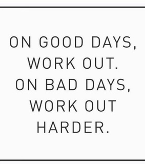 fitness, bad day and healthy
