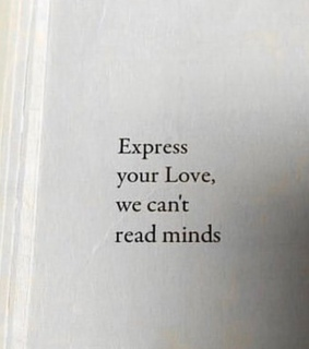 express, read and words