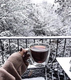 enjoy, winter and chill