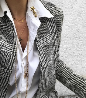 white, jewelry and pattern