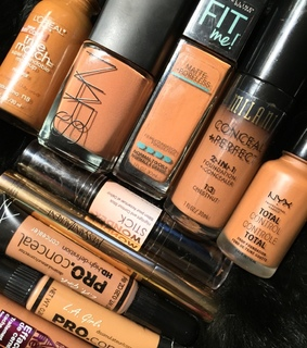 beauty, concealer and drugstore