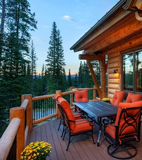 furniture, outdoor furniture and porch
