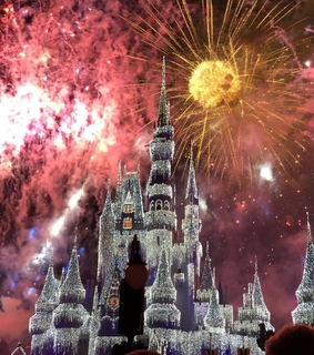 love, colors and disney land