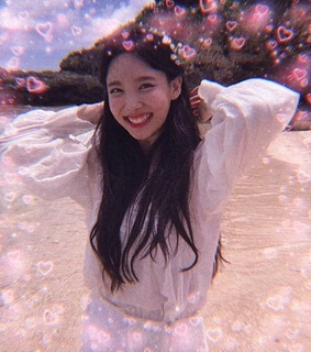 cute icons, twice and nayeon soft