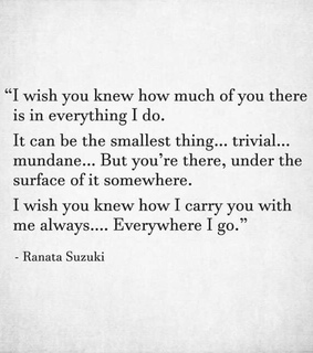 wish, much and knew