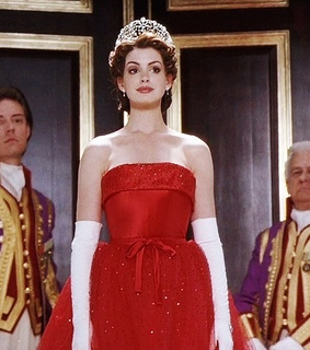 crown, the princess diaries and clsic