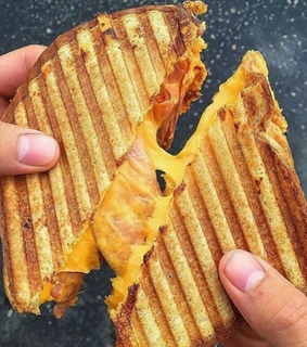 cheese, toast and sandwich