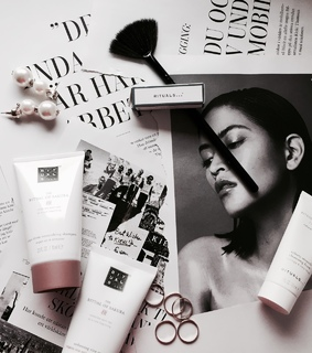 lifestyle, rituals and skincare