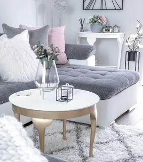 home decor, white and cushion