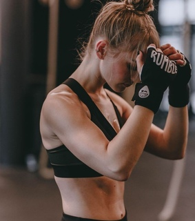 boxing, fitness and girls