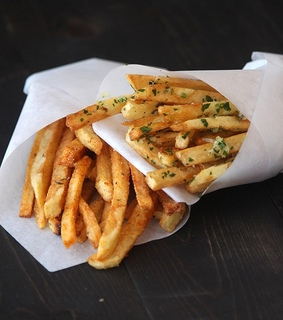 fries, potatoes and eat