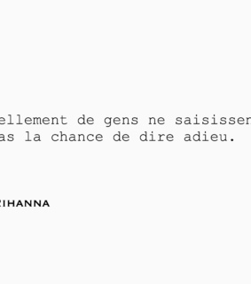 texte, chance and dire