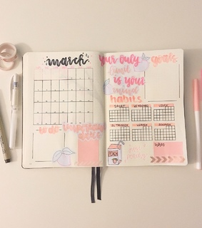 organization, notebook and march