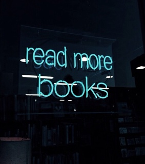instagram, library and signs