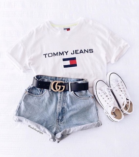 tommy jeans, shoes and summer
