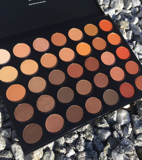 palette, 350 bronze and fall