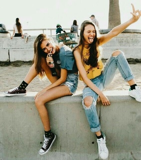 bff, besties and live the life