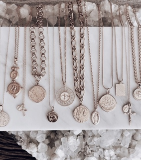 charms, gold and jewelry