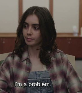 anorexia and lily collins