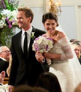 barney stinson, robin scherbatsky and the robin