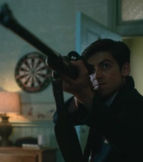 aidan gallagher, number five and umbrella academy