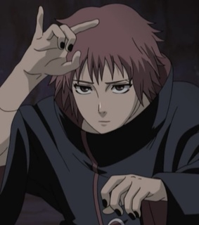 sasori, naruto shippuden and anime