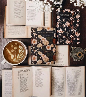 coffee, literatura and libros