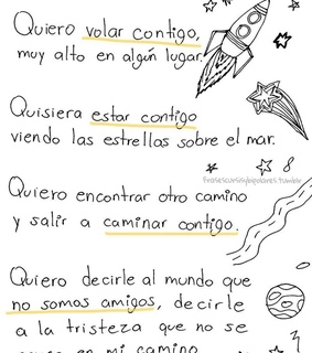 quotes, citas and texto