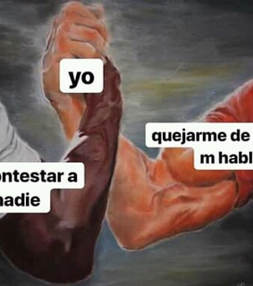 nadie, frases and contestar