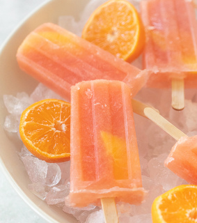 food, sweets and popsicles