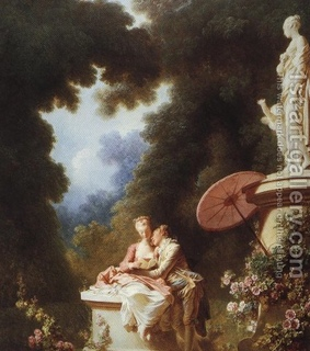 late baroque, art and love letters