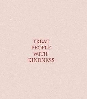 treat people with kidness, harry styles and quote