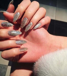 girly inspiration, nails goals and claws inspo