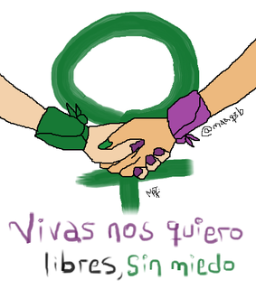 feminista, 8m and mujeres