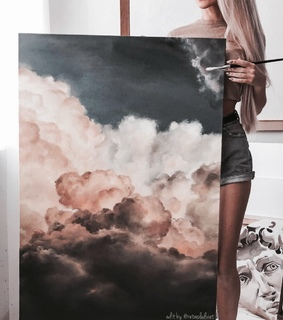 paintings portrait, tumblr inspiration and art drawings
