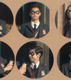 diego, the umbrella academy and rp help