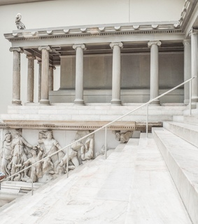 beautiful, sculptures and stairs