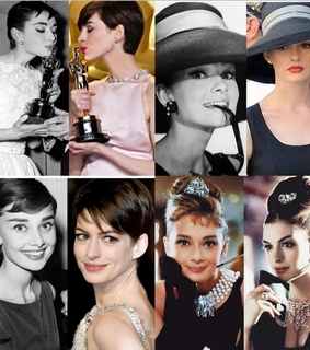 audrey hepburn, serenity and princess