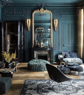 louvre, luxury and blue