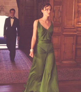 fashionista, atonement and keira knightly