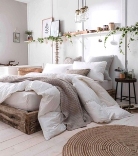 inspiration, comfy and decor